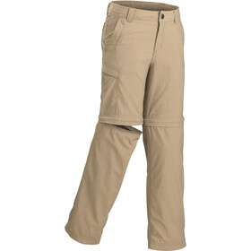 Marmot Cruz Pantalones convertibles Niños, desert khaki